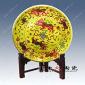 做陶瓷大瓷盘 陶
